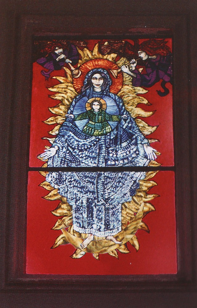 """Chiesa Madre, Augusta """"Madonna vestito del Sole"""""""