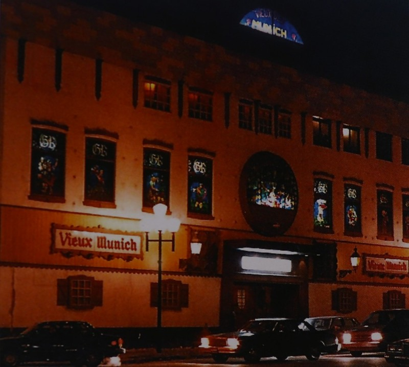 Old Münich Pub, Montreal